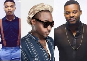 Davido, Wizkid, Falz make 2018 Forbes Africa under 30 list | FADFM 93 1
